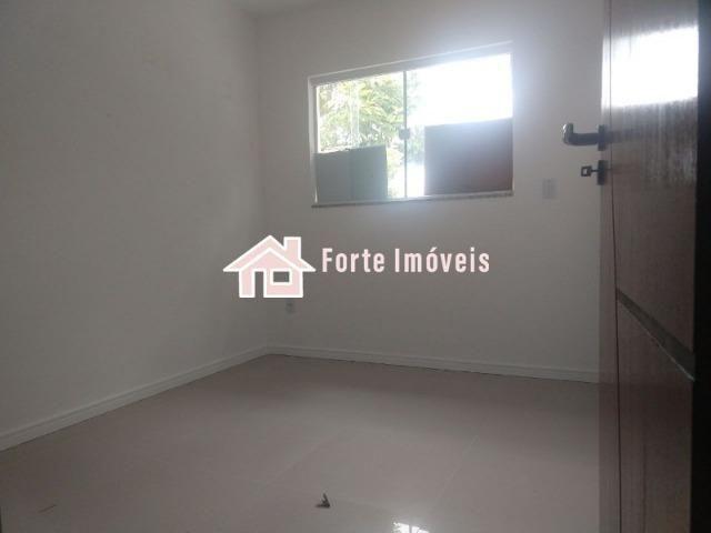 IF389 Casa Duplex 1ª Locação c/ 2 Quartos Sendo 1 com Sacada - Campo Grande RJ - Foto 3