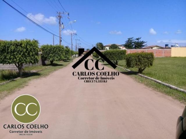 CMG Cód:19- Terreno no Condominio Bougainville II Unamar 420m² - Foto 7