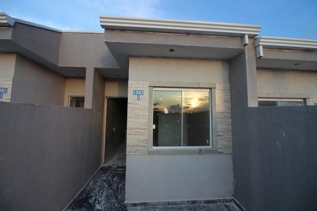 Casa à venda com 2 dormitórios em Tatuquara, Curitiba cod:CA00046 - Foto 6