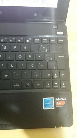 """Notebook Asus X102B 10.1"""" Ótimo estado - Foto 3"""