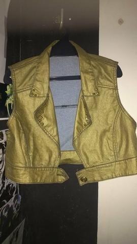 Vendo jaquetas e casaco usado - Foto 4