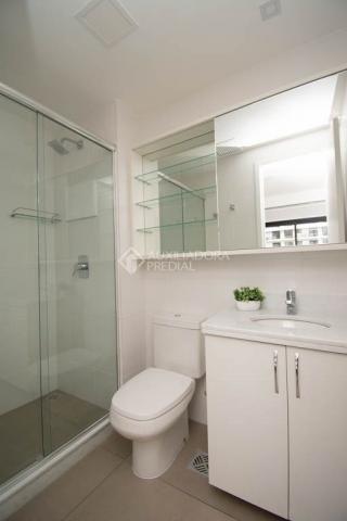 Apartamento para alugar com 1 dormitórios em Jardim do salso, Porto alegre cod:305308 - Foto 18