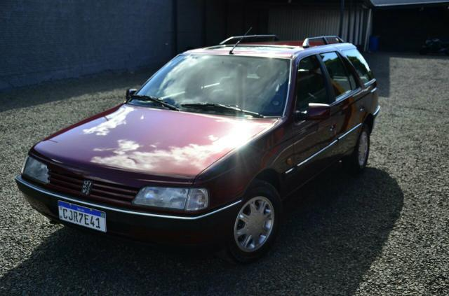 Peugeot 405 1995 raridade - Foto 3