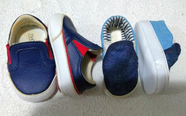 Sapatos para bebê - menino - Foto 3