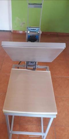 Prensa térmica de estampar 40x35 - Foto 3