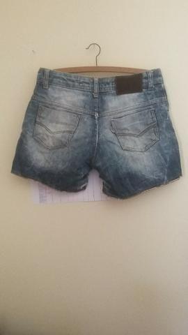 Compre o short jeans e leve grátis uma regata - Foto 3
