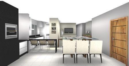 Apartamento à venda com 3 dormitórios em Barreiro, Belo horizonte cod:1930 - Foto 4