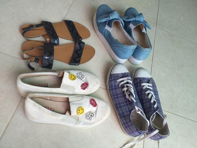 Calçados 42/43 Feminino (Todos por 100,00) - Foto 3