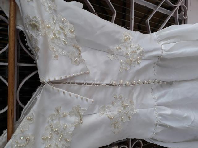 Vestido de noiva em Cambuquira, MG - Foto 5
