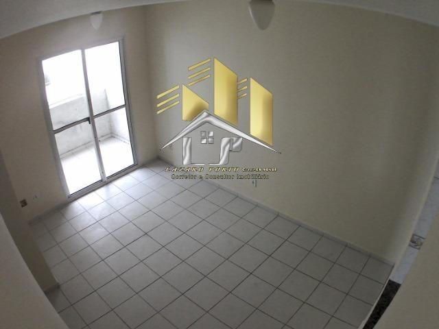 Laz- Alugo apartamento 3Q condomínio com lazer completo - Foto 4