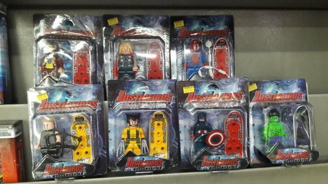 Justiceiros super-heróis