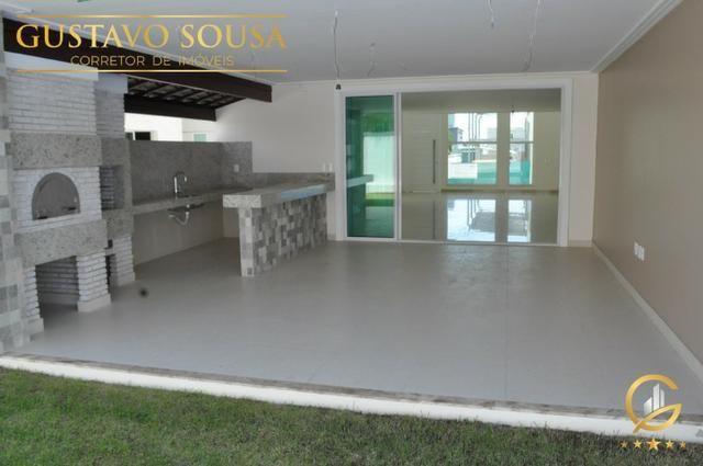 Maravilhosa Mansão no Alphaville Fortaleza com 5 Suítes e Piscina Privativa - Foto 5