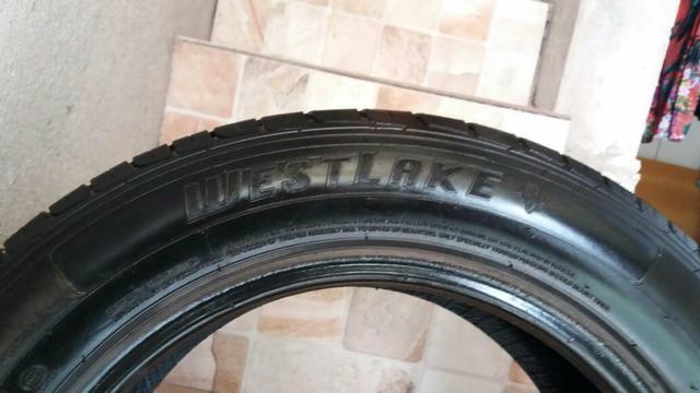 2 dois pneus novos - Foto 4