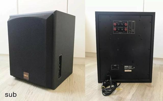 Home Theater Onkyo HT-r570 750w RMS com caixas Yamaha som incrível - Foto 4