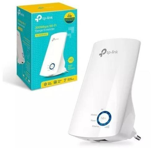 Repetidor De Sinal Wireless Tp-link 850re 300mbp