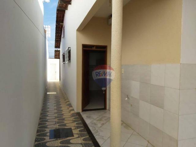 Casa com 2 dormitórios para alugar, 93 m² por r$ 800/mês - betolândia - juazeiro do norte/ - Foto 6