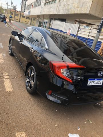 Honda civic touring 2017