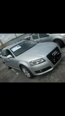Vendo um lindo Audi A3 SPB 2.0 FSI - Foto 3