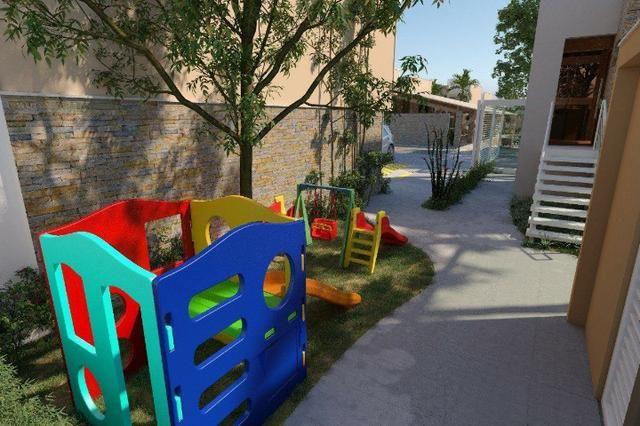 Casa Duplex - Lançamento - 64m² - 2 suítes -SN - Foto 13