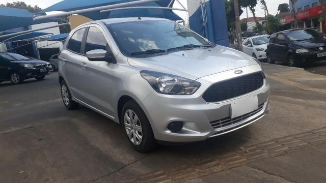 Ford ka 2018 3Mil de entrada