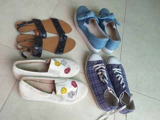 Calçados 42/43 Feminino (Todos por 100,00) - Foto 2