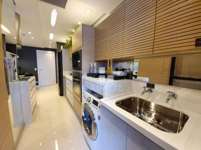 ECOVILLE - Lindo apartamento de 2 dormitórios 1 suíte no condomínio MADRI - Foto 11