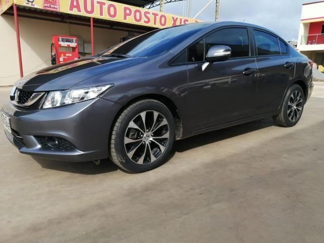 Honda Civic 2015 Completo - Muito Bonito