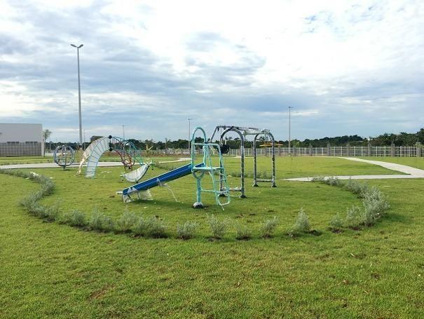 Terreno Florais Itália Cuiabá, 558,00 m², Esquina e em Frente Área Verde - Foto 14