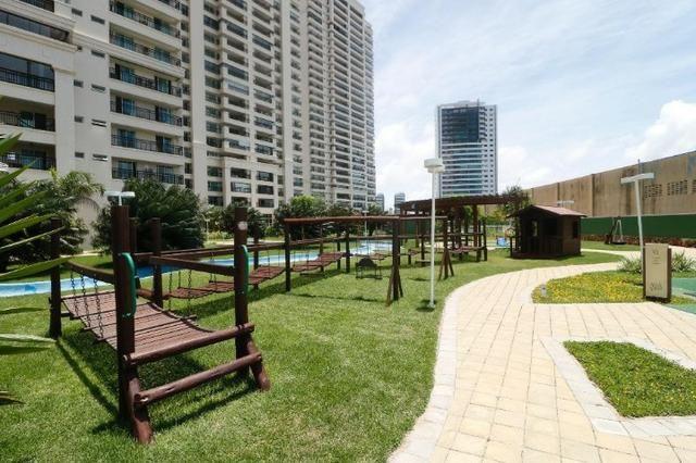 Apartamento mobiliado no Solar Alta Vista 4 suítes - Foto 15