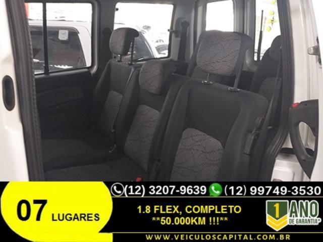FIAT DOBLO ESSENCE 1.8 FLEX 16V 5P - Foto 4