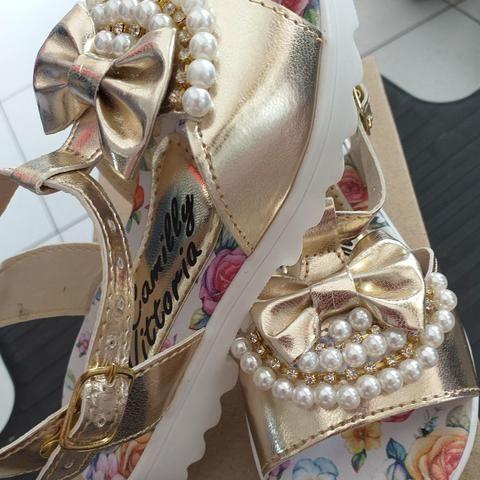 Sapatos infantis - Foto 2