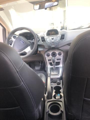New Fiesta Sedan Automático 1.6 Impecável - Foto 6