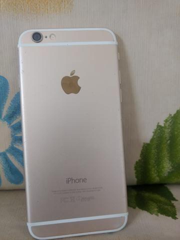 IPhone 6 128 GB somente venda - Foto 2