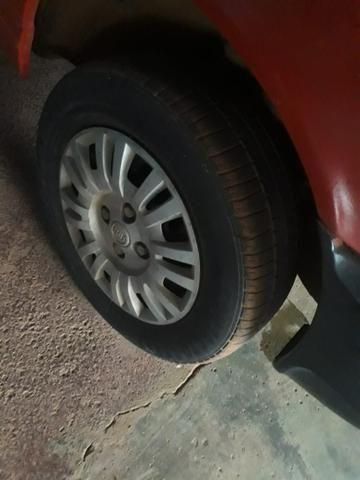 Fiat Uno S Vermelho - Foto 3