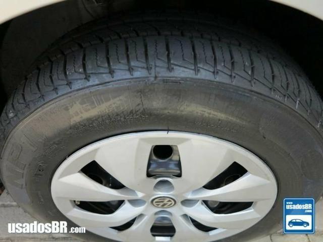 Volkswagen gol G5 trend 1.0 prata 2011 - Foto 9