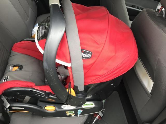 Bebê conforto Chicco com suporte - Foto 2