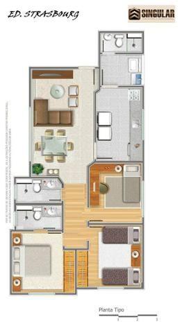 Apartamento Novo pronto pra morar!
