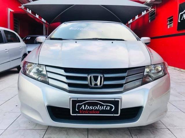 Honda city 2010 automático, carro impecável !!!