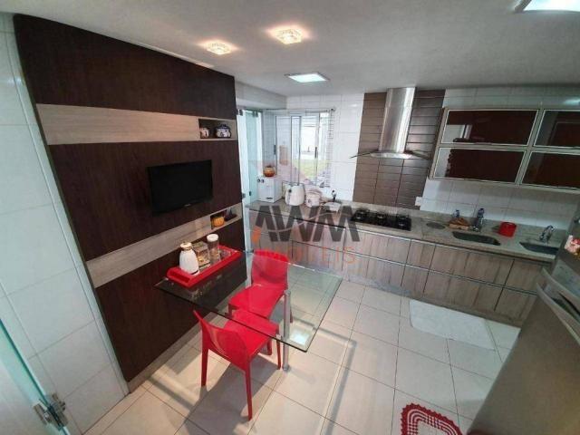 Apartamento com 4 suítes à venda, 170 m² por R$ 960.000 - Setor Bueno - Goiânia/GO - Foto 11
