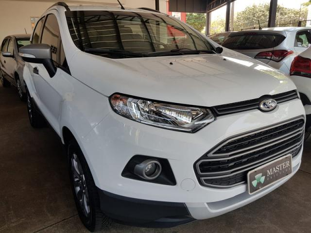 Ford Ecosport 1.6 Flex 2015 com Multimídia  - Foto 3