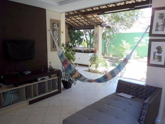 CA0597 - Casa duplex em condomínio com 3 suítes, 3 vagas e lazer no Eusébio - Foto 13
