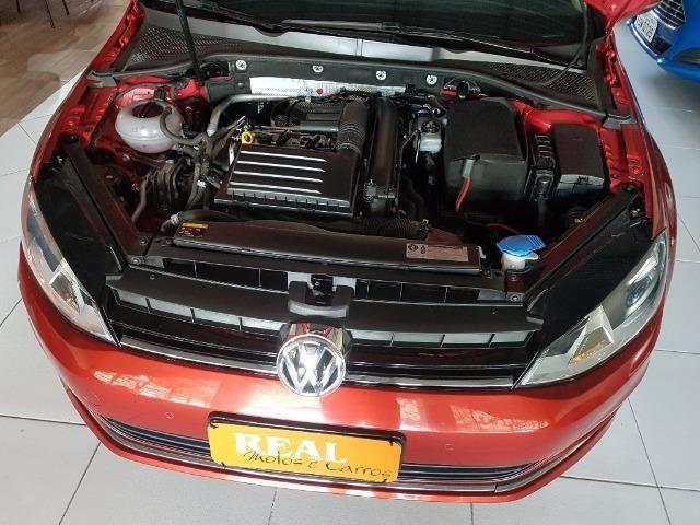 Vw - Volkswagen Golf Highline TSI 1.4 Automático Repasse Abaixo Da Fipe Financio Até 60X - Foto 14