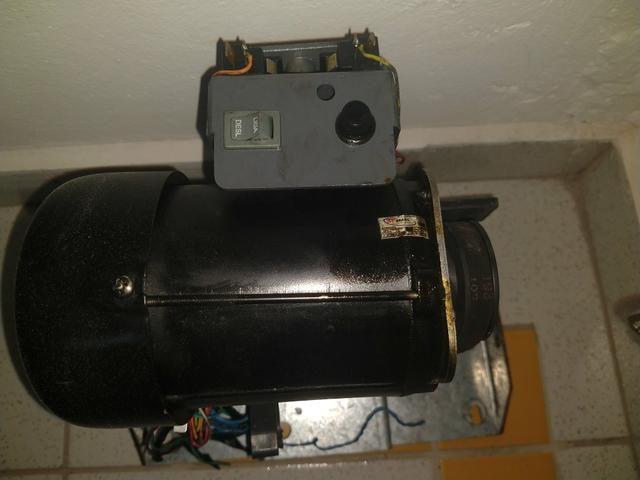 Motor para portão de garagem deslizante - Foto 2