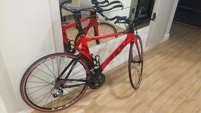 Bicicleta TT de carbono Felt B2 - Foto 6