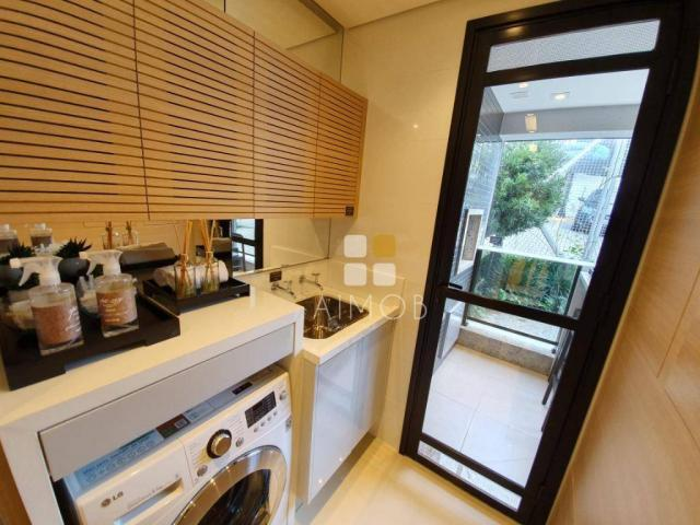 ECOVILLE - Lindo apartamento de 2 dormitórios 1 suíte no condomínio MADRI - Foto 12