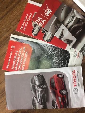 Manual do proprietário Corolla 2017 - Foto 6