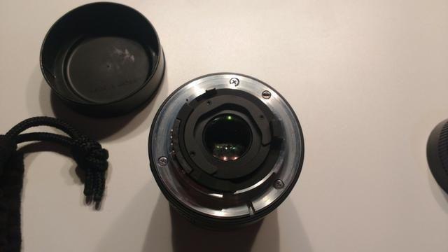 Lente para Nikon Nikkor AF 10.5mm - Foto 3