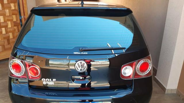 2009- Golf Sportiline1.6 Flex Completo Couro Aír Bag Duplo - Foto 4