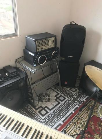 Sala de musica com aparelhos para alugar - Foto 5