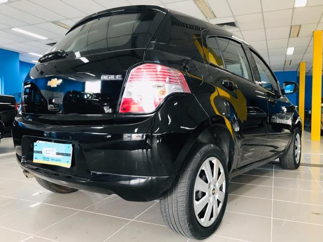 CHEVROLET AGILE 2010/2010 1.4 MPFI LT 8V FLEX 4P MANUAL
